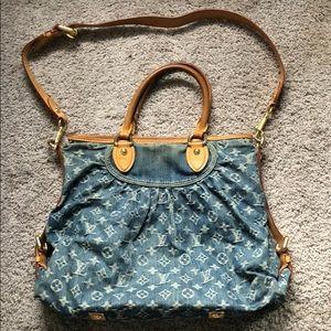 Authentic Louis Vuitton Jean Crossbody bag